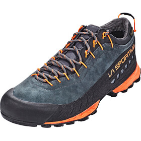 La Sportiva TX4 GTX Shoes Men Carbon/Flame